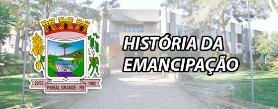 História da Emancipação de Pinhal Grand